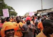 Les manifestations s'achèvent sous tension au Togo