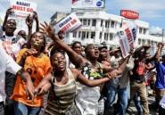 Kenya: la police disperse 3.000 manifestants au gaz lacrymogène