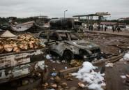 Ghana: un incendie et des explosions font trois morts dans des stations-service