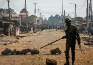 Kenya: la police a tué 35 personnes pendant les élections d'août
