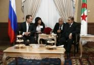 Algérie: le président Bouteflika a reçu le Premier ministre russe