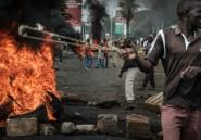 Kenya: l'opposition manifeste, le pays s'enfonce dans l'incertitude