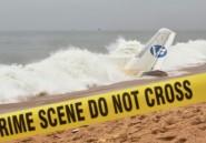 Côte d'Ivoire: un avion s'écrase au large d'Abidjan, 4 morts