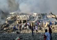 Somalie: manifestation pour la paix dans les rues de Mogadiscio