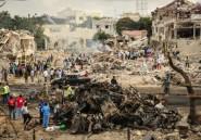 Somalie: les attentats les plus meurtriers depuis 2010
