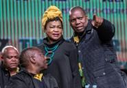 """Afrique du Sud: un """"troisième homme"""" pour la succession de Zuma"""