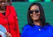 Grace Mugabe en justice pour une bague de 1,35 million de dollars