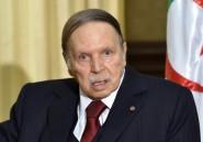Algérie: Bouteflika exhorte la presse