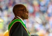Mugabe ignorait que l'OMS allait le nommer ambassadeur