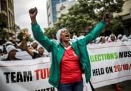 """Il faut """"un nouveau pacte pour redonner confiance aux Kényans"""" très """"divisés"""""""