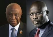 Présidentielle au Liberia: appel