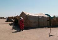 Des abris de réfugiés sud-soudanais démolis