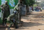 Kenya: heurts entre communautés