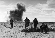 Les sables égyptiens d'El Alamein encore minés 75 ans après la bataille