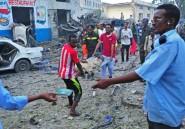 Somalie: deux explosions