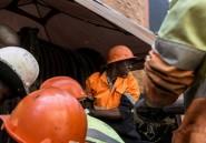 L'onéreuse guerre du cuivre dans les tunnels de Johannesburg