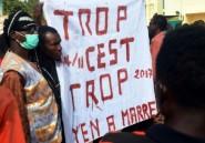 Manifestation au Niger: 23 policiers blessés