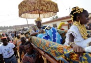Côte d'Ivoire: caravane de paix des rois et chefs traditionnels