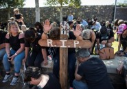 Afrique du Sud: des Blancs manifestent contre les attaques de fermes
