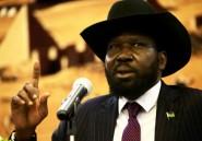 """Kiir accuse le Soudan d'être une """"source d'armes"""" utilisées dans son pays"""
