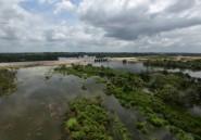 Côte d'Ivoire: inauguration du barrage hydroélectrique de Soubré