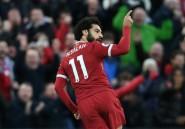 Africains d'Europe: Salah meilleur buteur en Angleterre, Adebayor voit triple