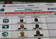 Liberia: la commission électorale rejette les recours contre le 1er tour de la présidentielle