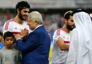 Egypte: le boss du club de Zamalek, un parfum de dynamite