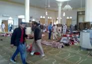 Au moins 184 morts dans l'attaque d'une mosquée au Sinaï égyptien
