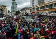 Zimbabwe: la justice juge légal le coup de force de l'armée
