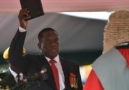Zimbabwe: le nouveau président dissout le gouvernement Mugabe