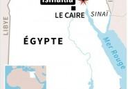 """Egypte: 11 """"terroristes"""" tués dans un raid des forces de sécurité"""
