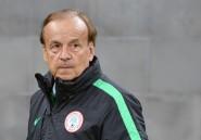 """Mondial-2018: le Nigeria n'a pas """"d'appréhension"""" selon le sélectionneur Rohr"""