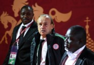 """Mondial-2018: """"Un groupe intéressant"""" pour le Nigeria selon Rohr"""