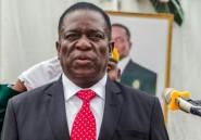 Zimbawe: le nouveau président appelle