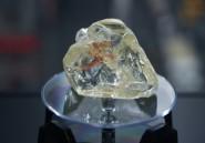 """Le """"Diamant de la paix"""" sierra-léonais vendu 6,5 millions de dollars"""