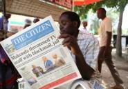 Tanzanie: un journaliste porté disparu depuis deux semaines