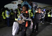 Près de 150 migrants bloqués en Libye retournent au Nigeria