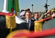 """Algérie: Macron """"prêt"""""""