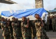 Casques bleus tués en RDC: la Tanzanie appelle
