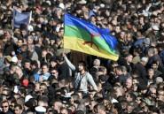 Algérie: manifestations pour réclamer la généralisation du berbère