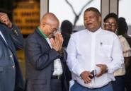 Afrique du Sud: Zuma l'insubmersible, malgré une fin de règne agitée