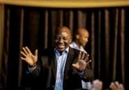 Afrique du Sud: l'ex-syndicaliste Ramaphosa en marche vers le pouvoir