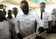 La légende du foot George Weah remporte largement la présidentielle au Liberia