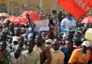 """Niger: manifestation contre la loi des finances jugée """"antisociale"""""""