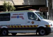 Afrique du Sud: au moins 14 morts dans un accident de train