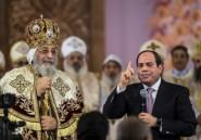 Les coptes d'Egypte célèbrent Noël après une année sanglante