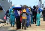 Libye: une centaine de migrants disparus en Méditerranée