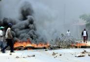 Choléra en Zambie: violentes manifestations contre l'interdiction des vendeurs de rue