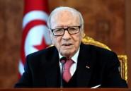 Troubles en Tunisie: le président Essebsi critique la presse étrangère